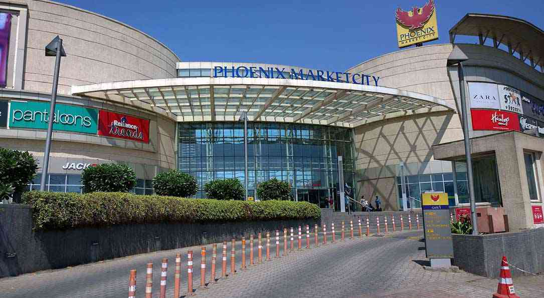 Phoenix Market City Mall - 4 KM