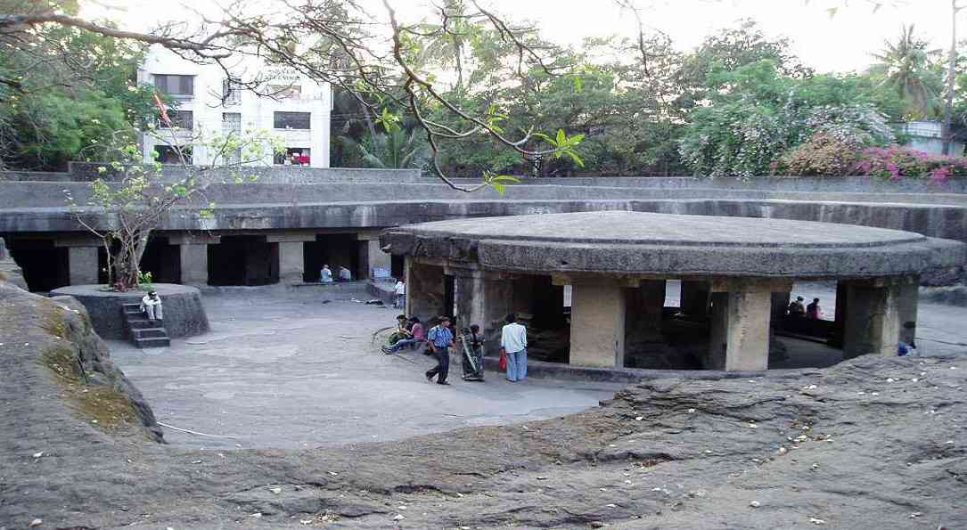 Pataleshwar Cave Temple - 8 KM