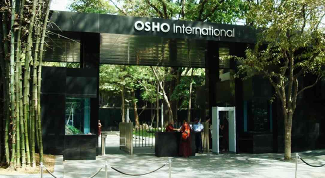 The Osho Commune - 2.9 KM