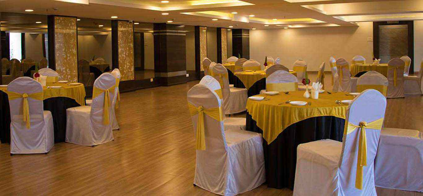 Hotels in indore