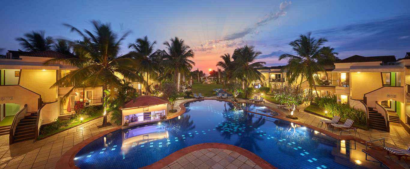 Luxury Beach Resorts in Goa   5 Star Hotels in Goa