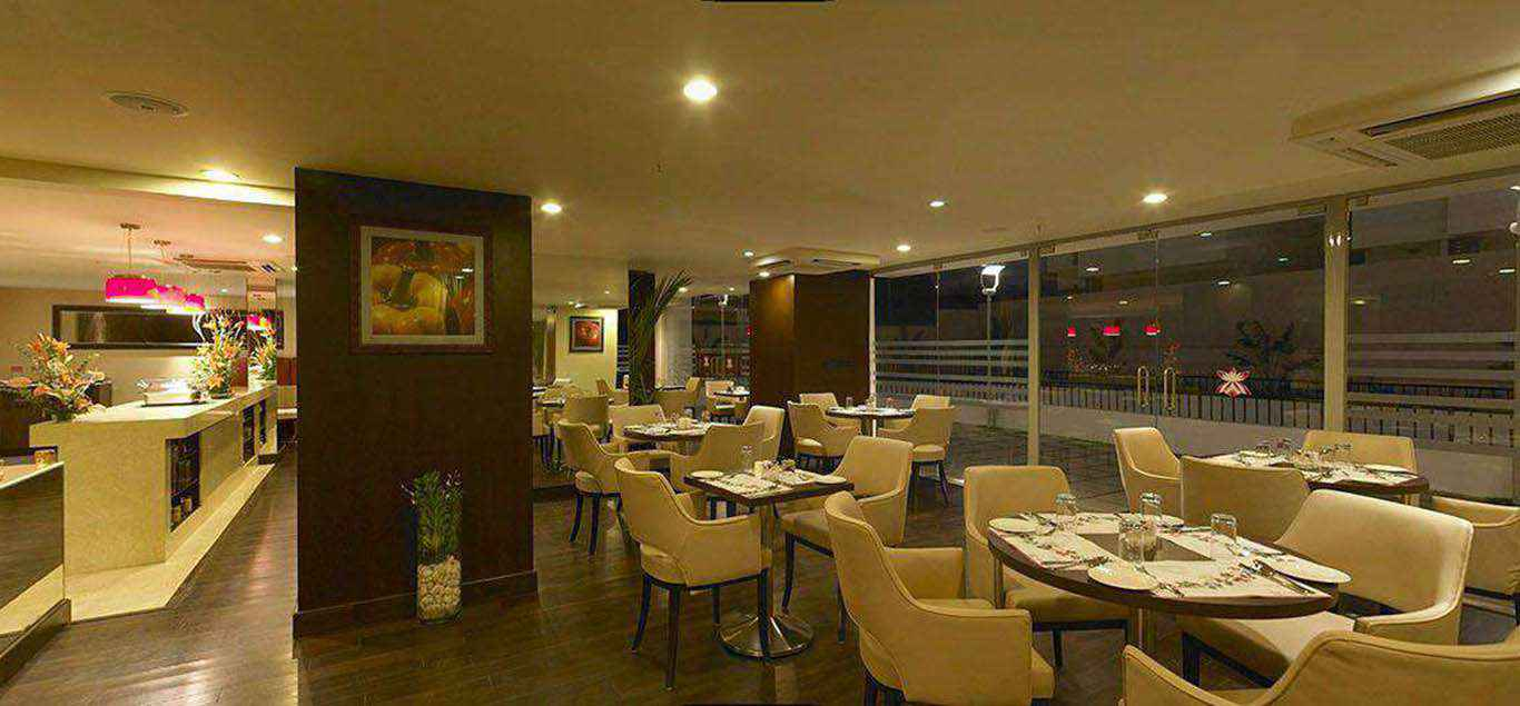 restaurant space in bangalore