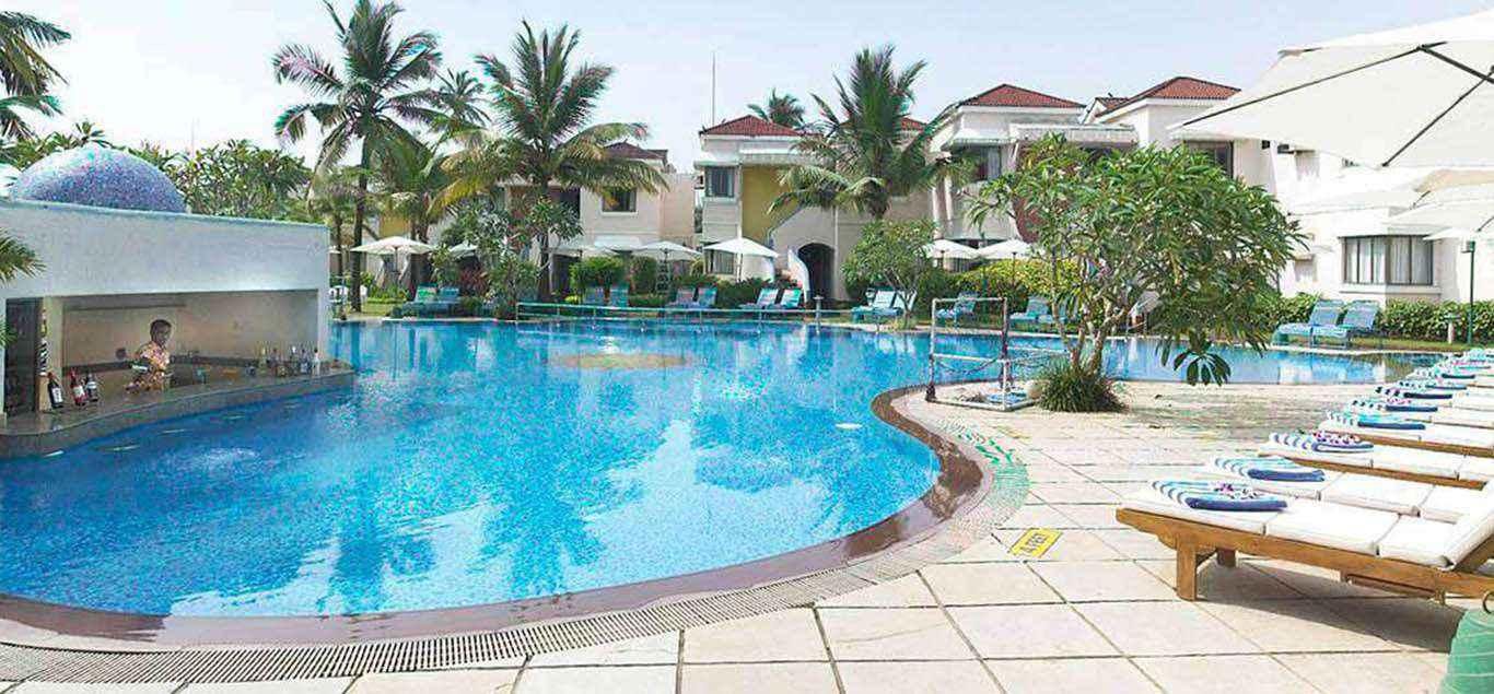 luxury beach resorts in goa | 5 star hotels in goa - royal orchid