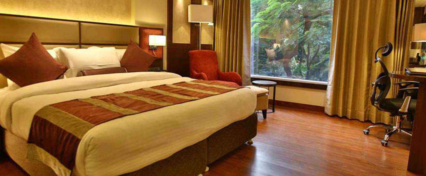 Hotels in kanpur