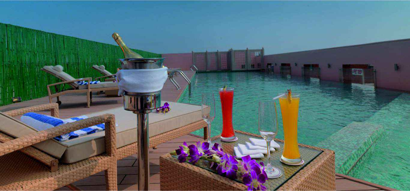 5 Star Luxury Business Hotels in Jaipur - Hotel Royal Orchid, Jaipur