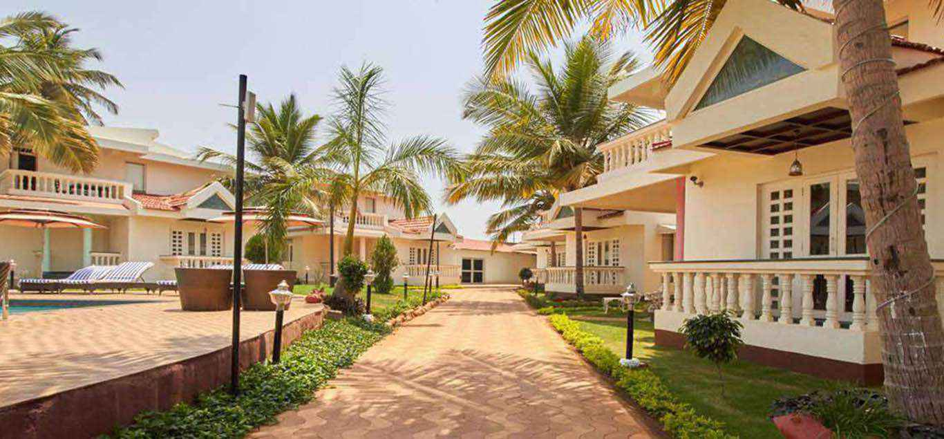Regenta Resort Varca Beach Goa Finest Resorts In Goa Royal Orchid