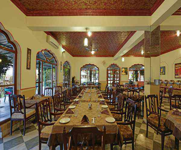 Regenta Resort Pushkar Fort, Pushkar-Dine