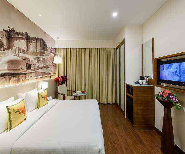 Regenta Central, Jaipur-Accomodation