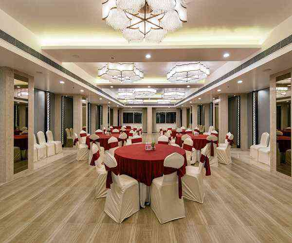 Regenta Central, Jaipur-Meeting & Events