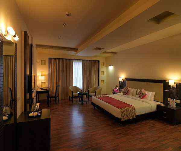 Royal Orchid Central, Shimoga-Accomodation