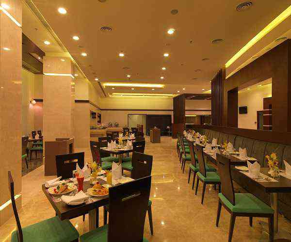 Royal Orchid Central, Shimoga-Dine