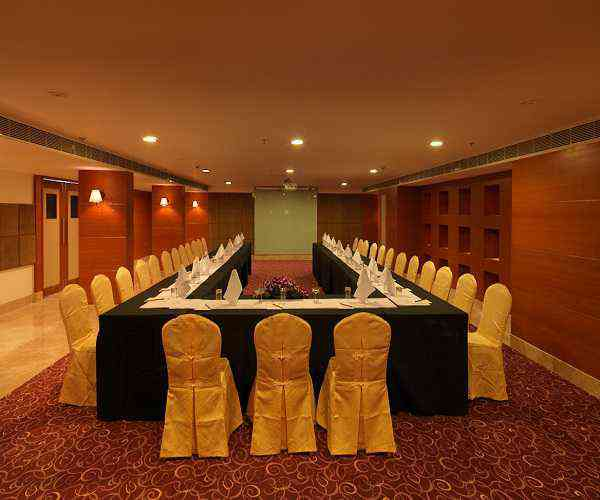 Royal Orchid Central, Shimoga-Meeting & Events