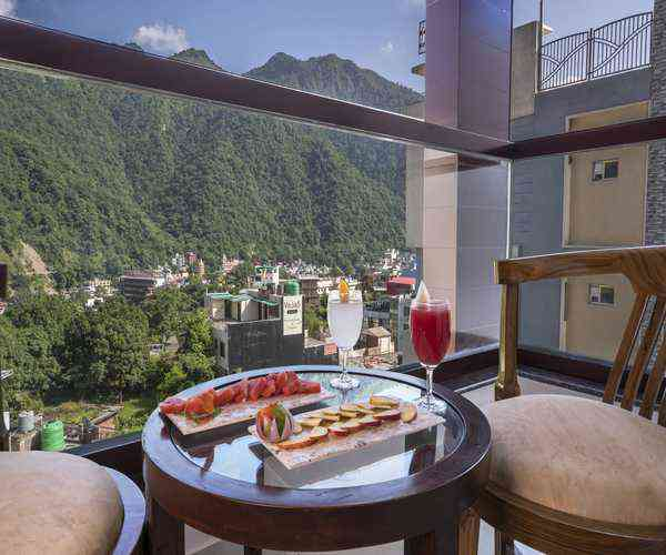 Regenta Inn on the Ganges, Rishikesh-Gallery
