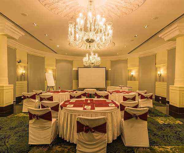 Royal Orchid Brindavan Garden Palace & Spa, Mysore-Meeting & Events