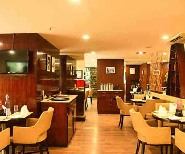 Royal Orchid Suites, Bangalore-Dine