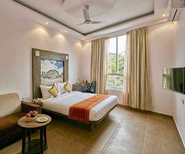 Regenta Inn Devanahalli, Bengaluru-Accomodation