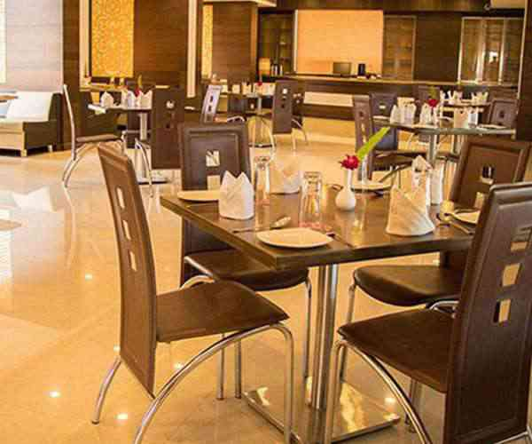 Regenta Central, Indore-Dine