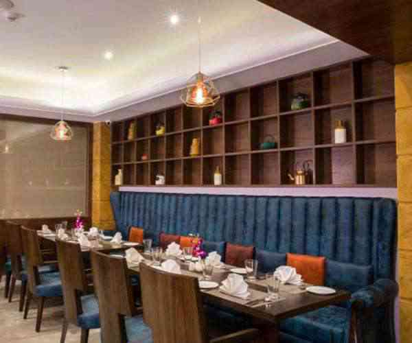 Regenta Central Cassia, Chandigarh-Indulge