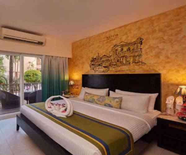 Royal Orchid Beach Resort & Spa, Goa-Accommodation