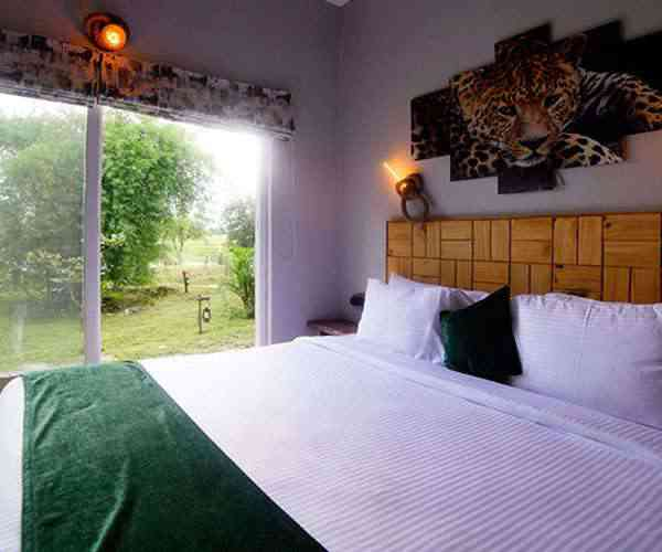 Regenta Place Aranyaani Resort, Pench-Accomodation
