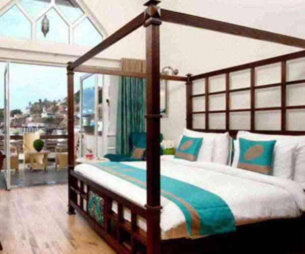 Royal Orchid Fort Resort, Mussoorie-Accomodation
