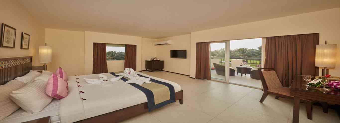 Luxury Beach Resorts In Goa Hotels In Goa