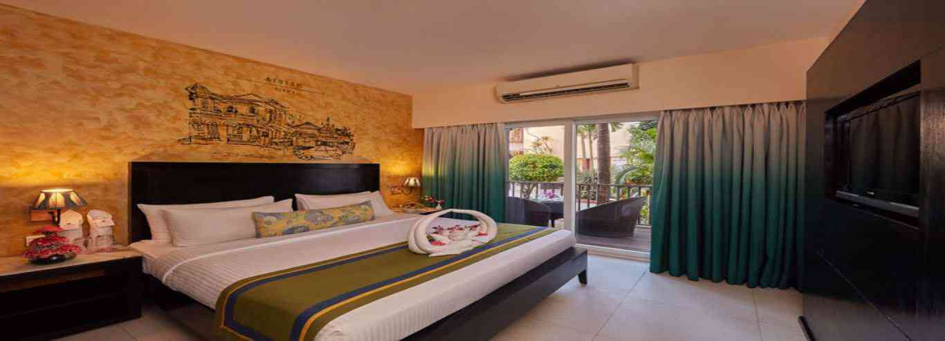 Luxury Beach Resorts In Goa Hotels In Goa