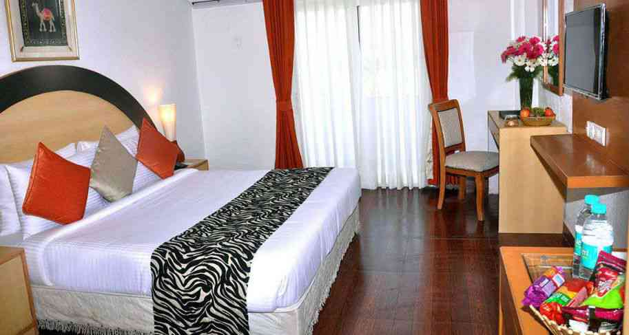 Deluxe Room / Cottages