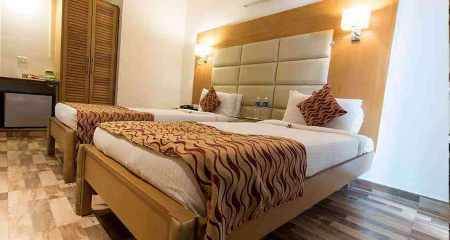 Goa beach resorts luxury resorts in goa royal orchid hotels for Executive garden rooms