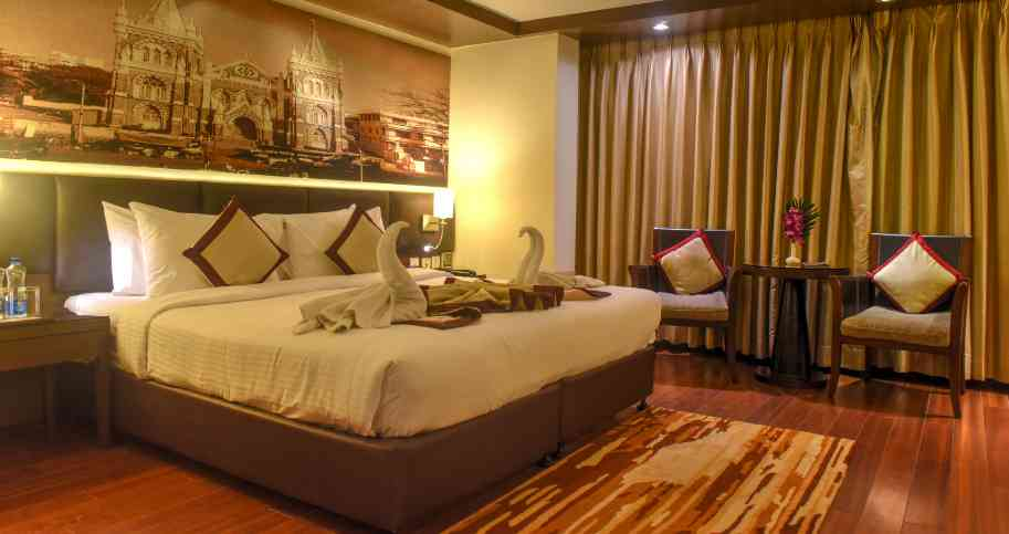 Luxury Business Hotel Navi Mumbai | Four Star Hotels Royal