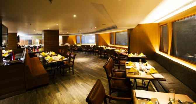 multi cuisine fine dining restaurants  bar in shivaji