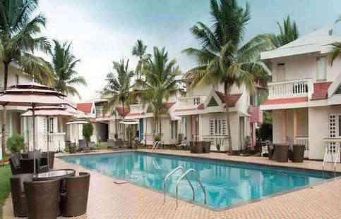 Regenta Resort Varca Beach, Goa