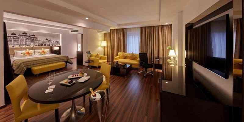 hotel royal orchid shimoga