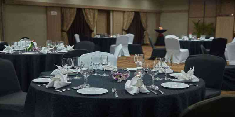 Seasons 3 Banquet Hall