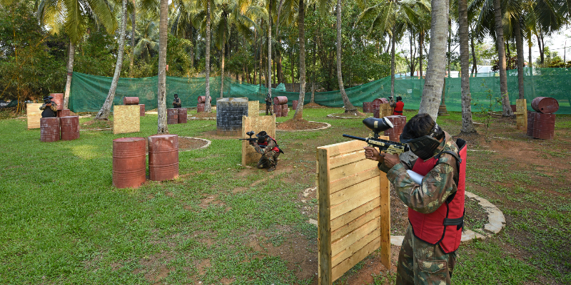 PAINTBALL-RECREATIONAL ACTIVITIES